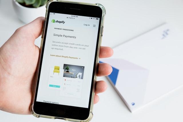 Wix ou Shopify - Options de paiement