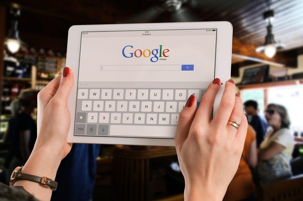 Google et l'analyse de données