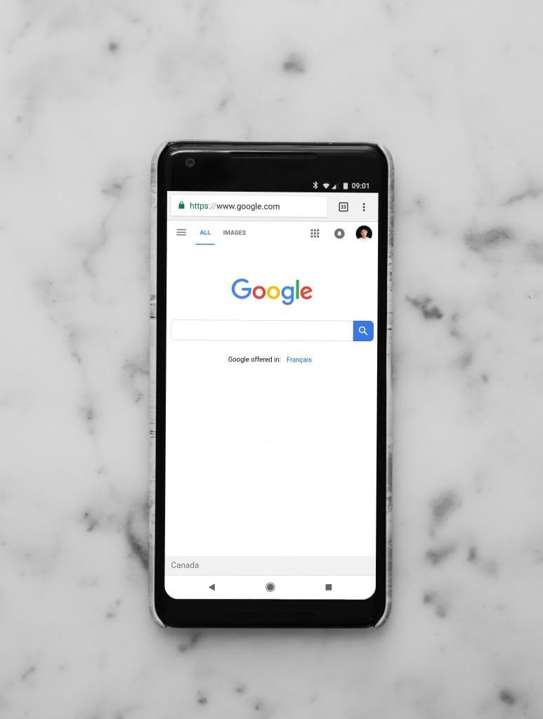 Seo local - La stratégie marketing de Google