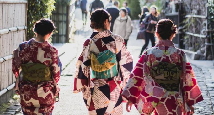 Des kimono en produit de dropshipping du japon.