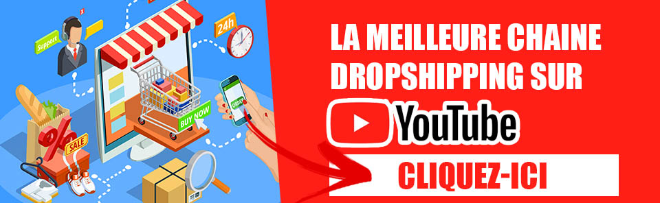 meilleure chaine youtube de dropshipping en france