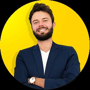 Frank Houbre qui propose une formation de dropshipping sur Shopify
