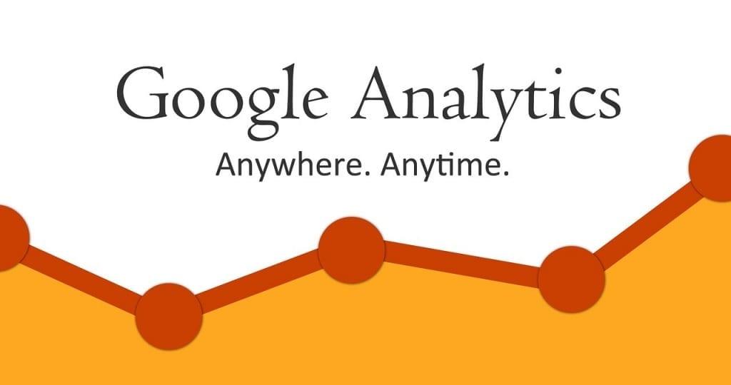 Longue traine - Google analytics