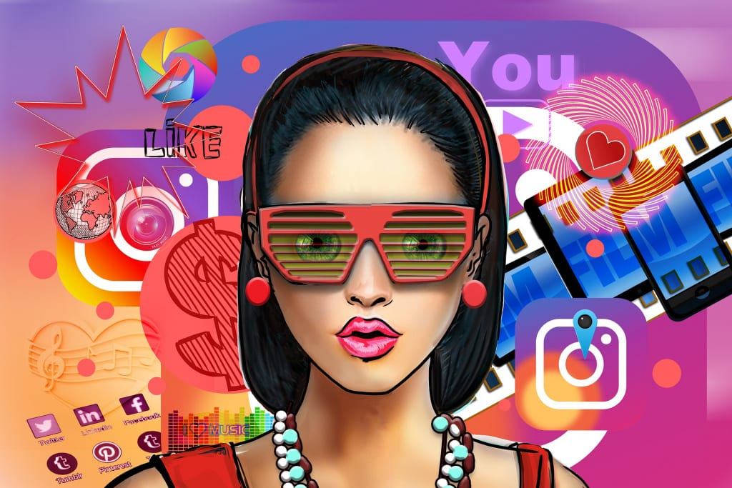 Influenceurs instagram - Personne célèbre sur instagram