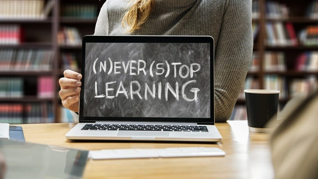 Faire fortune - Suivre des formations sur internet