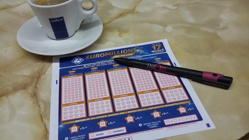 Euromillions - Le jeu des passionnés