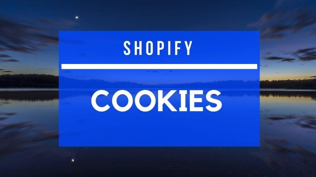 Bandeau de Cookies - Shopify