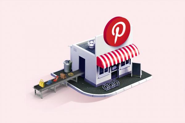 Affiliation pinterest - Réseau social