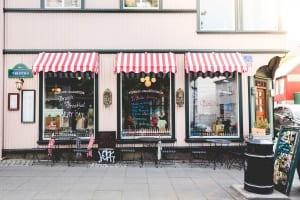 commerce de détail - magasin